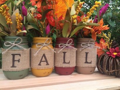 Modern diy autumn decorations to fall for this season 49