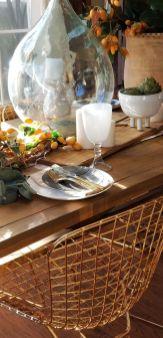 Modern spring dining room decoration ideas 37