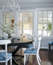 Modern spring dining room decoration ideas 50