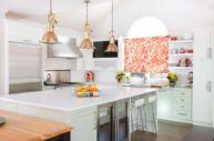 Popular modern french country kitchen design ideas 08
