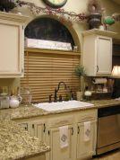 Popular modern french country kitchen design ideas 33