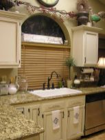 Popular modern french country kitchen design ideas 33