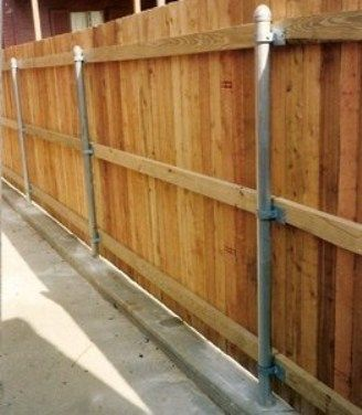 Popular privacy fence ideas 27