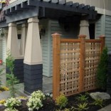 Popular privacy fence ideas 31