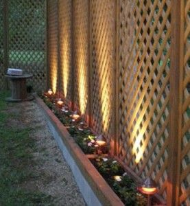 Popular privacy fence ideas 41