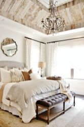Simple master bedroom remodel ideas for summer 27
