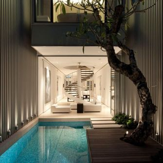 Simply elegant house design ideas 33