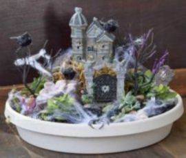 Stunning fairy garden decor ideas 01