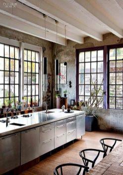 Stunning farmhouse kitchen cabinet ideas 06