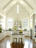 Stunning farmhouse kitchen cabinet ideas 36