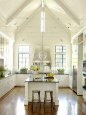 Stunning farmhouse kitchen cabinet ideas 36