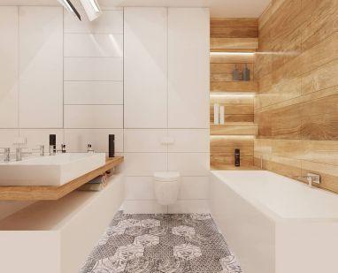 Stunning scandinavian bathroom design ideas 10