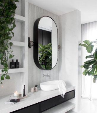 Stunning scandinavian bathroom design ideas 17