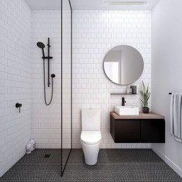 Stunning scandinavian bathroom design ideas 28