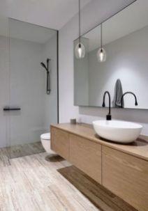 Stunning scandinavian bathroom design ideas 29