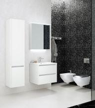 Stunning scandinavian bathroom design ideas 42