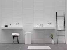 Stunning scandinavian bathroom design ideas 45