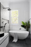 Stunning scandinavian bathroom design ideas 50