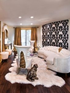 Ultimate romantic living room decor ideas 15