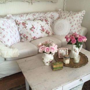 Ultimate romantic living room decor ideas 19