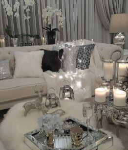 Ultimate romantic living room decor ideas 35
