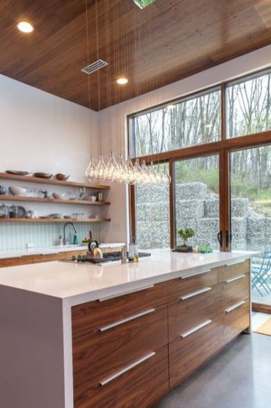 Unique modern contemporary kitchen ideas 14