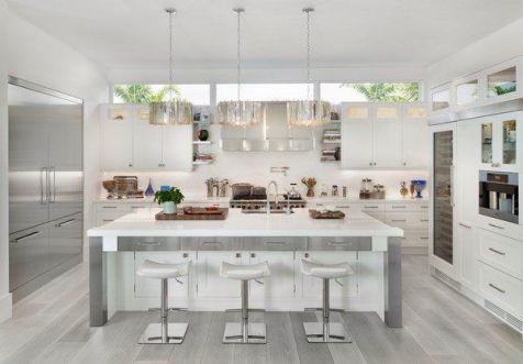 Unique modern contemporary kitchen ideas 20