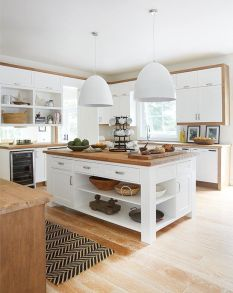 Unique modern contemporary kitchen ideas 25