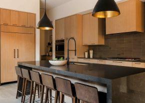 Unique modern contemporary kitchen ideas 30