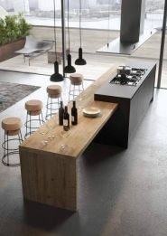 Unique modern contemporary kitchen ideas 38