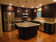 Unique modern contemporary kitchen ideas 45