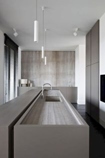 Unique modern contemporary kitchen ideas 48