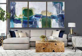 Adorable apartment living room decorating ideas 15
