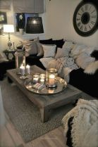 Adorable apartment living room decorating ideas 30