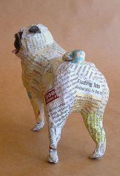 Amazing paper mache ideas 28