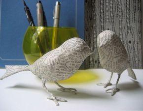 Amazing paper mache ideas 32