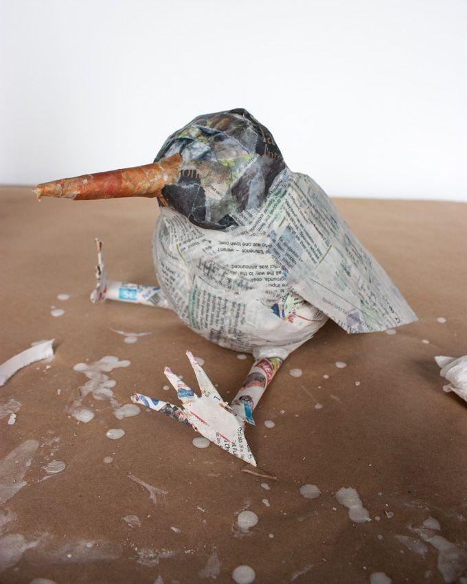 Amazing paper mache ideas 33