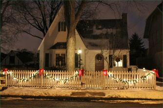 Awesome winter yard decoration ideas 02