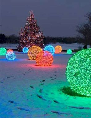 Awesome winter yard decoration ideas 10