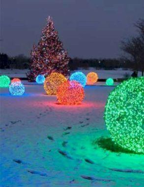 Awesome winter yard decoration ideas 10