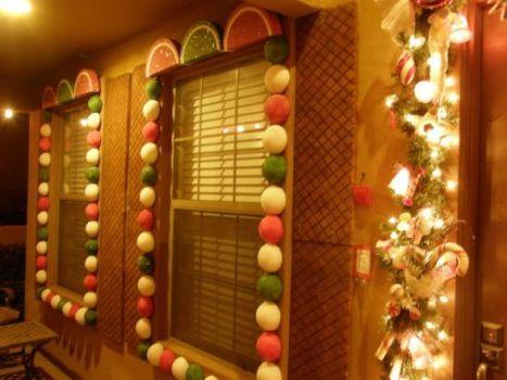Awesome winter yard decoration ideas 17