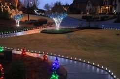 Awesome winter yard decoration ideas 31