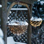 Awesome winter yard decoration ideas 40