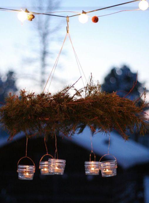 Charming winter wonderland party decoration kids ideas 14