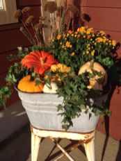 Cheap and easy fall decorating ideas 22