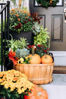 Cheap and easy fall decorating ideas 39