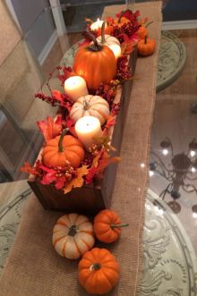 Cheap and easy fall decorating ideas 41