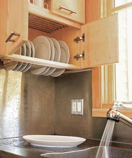 Fantastic kitchen organization ideas for small apartment 01