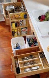 Fantastic kitchen organization ideas for small apartment 03