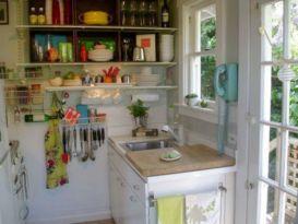 Fantastic kitchen organization ideas for small apartment 09